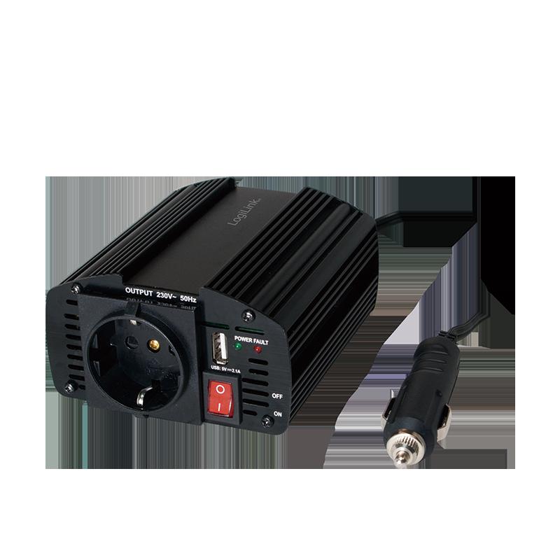 LogiLink Power Inverter 120W PA0080